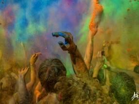 Hindu festival of Holi