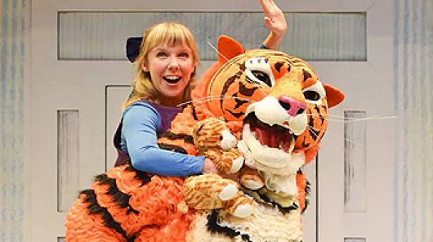 The Tiger Who Came to Tea, Palace Theatre, Paignton