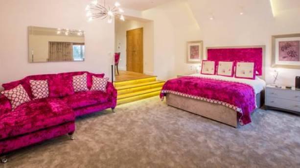 Applegarth Villa bedrooms