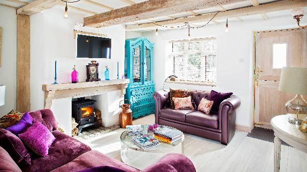 Purple Poppy Cottage
