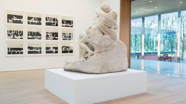 Central Exhibition Gallery, Cornelia Parker's exhibition