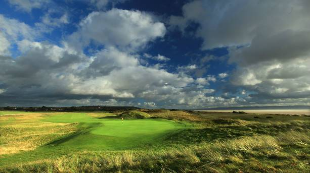 12th Green Royal Golf Course