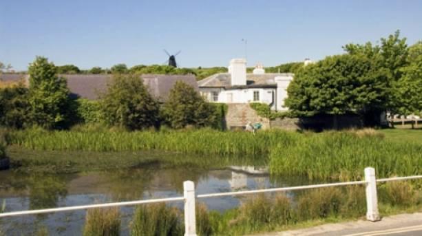 Rottingdean village pond.
