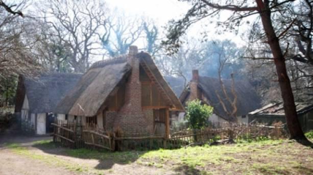 The 17th Century Village in Gosport