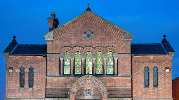 Manchester Jewish Museum exterior