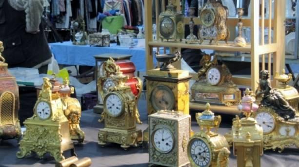 Newark International Antiques Fair