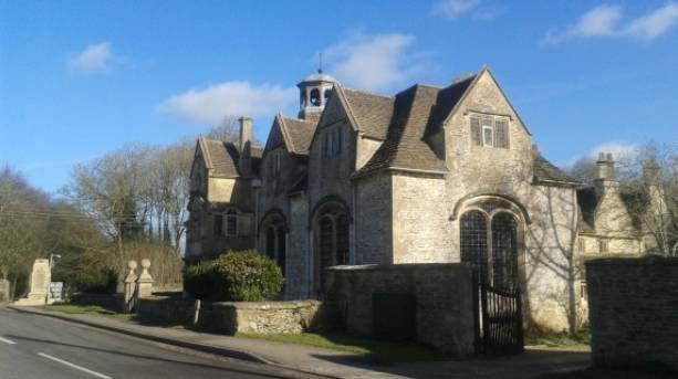 Lady Margaret Hungerford Almshouses and Schoolroom
