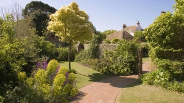 Kipling's Gardens in Rottingdean.