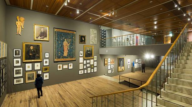Portraits at the Whitworth Art Gallery
