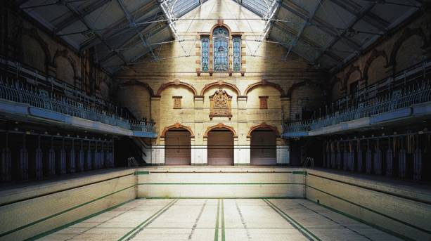 Victoria Baths gala pool