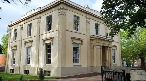 Elizabeth Gaskell's House exterior