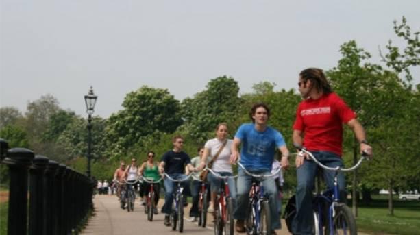 Royal London Bike Tour