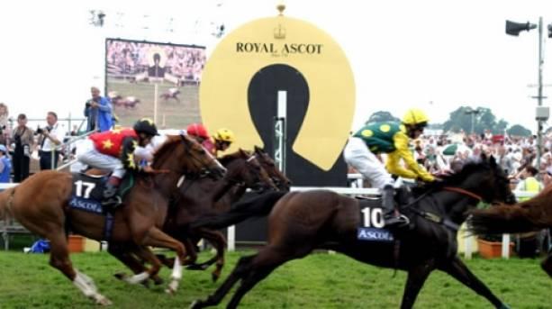 Royal Ascot at York racecourse