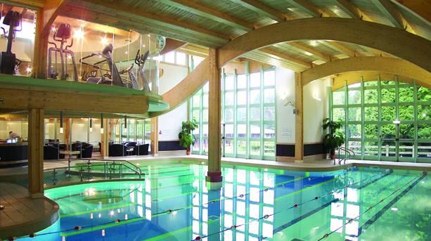 Treat yourself to a rejuvenating swim