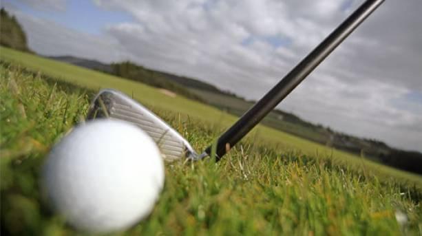 A golf ball.