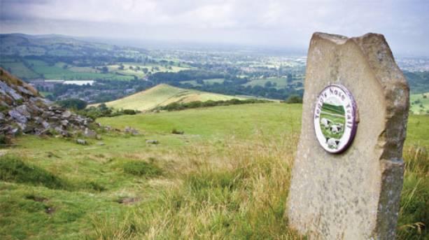 Tegg's Nose Trail, Cheshire