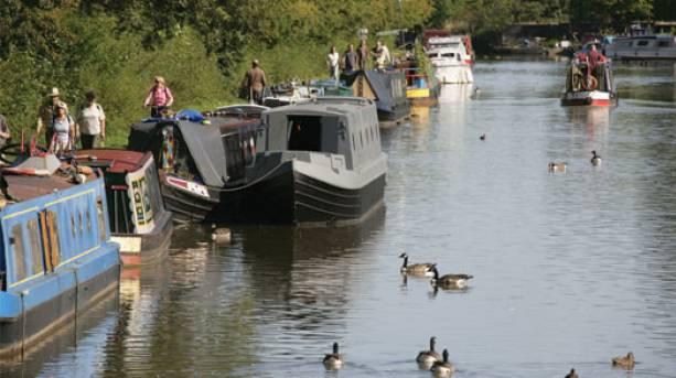 Cheshire Canal, Cheshire