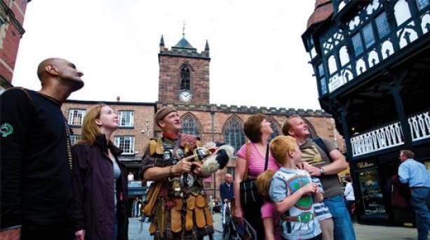 Roman Tour of Chester