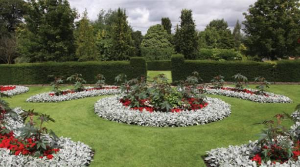 Gardens at Walton Hall Gardens