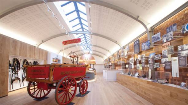Robinsons Brewery Visitor Centre, Cheshire