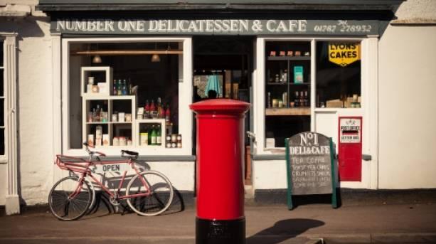 Shop, Clare, Suffolk