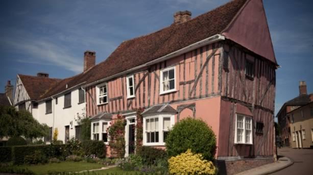 Villages in Suffolk