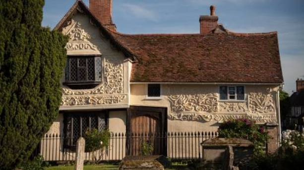Ancient House, Clare, Suffolk