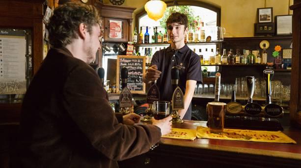 Abbey Ales brewed in Bath