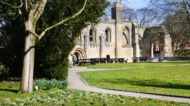 Glastonbury Abbey