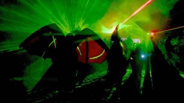 Laser Rave