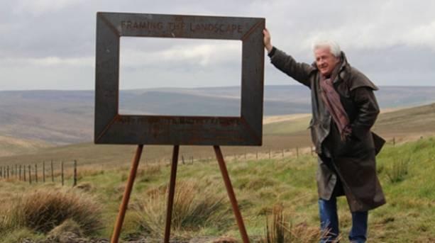 Framing the landscape, with Ashley Jackson