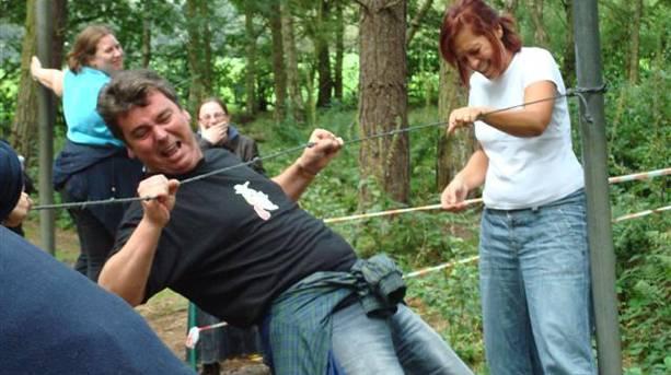 Adrenalin Jungle Assault Course