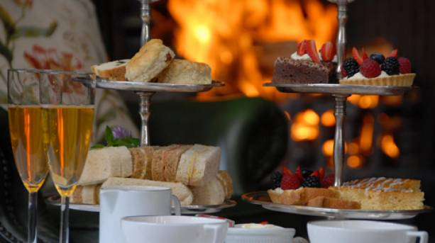 Afternoon Tea at Goldsborough Hall