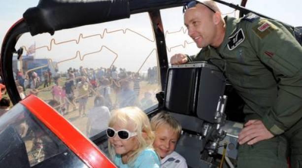 Arishow military exhibition