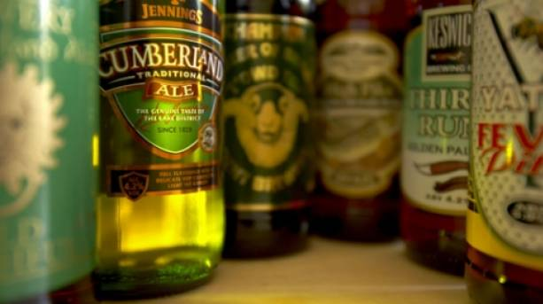 Take a Cumbrian real ale tour