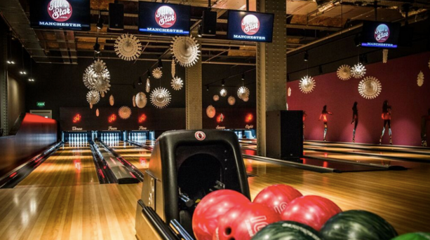 Bowling, cocktails and fun