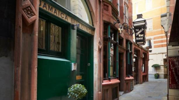 St Michael's Alley, London