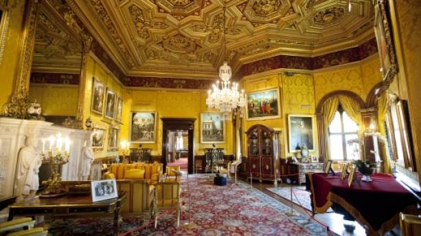 The Castle State Rooms
