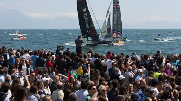 America's Cup World Series races