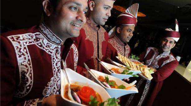 Anoki - award winning Indian dining in Derby