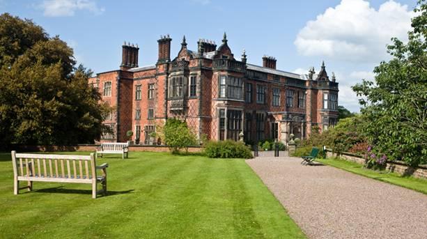 Arley Hall & Gardens, Cheshire