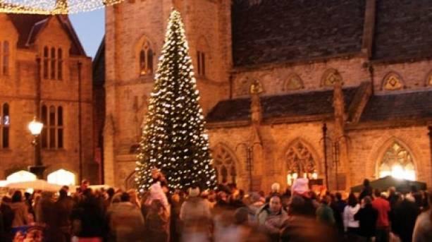 Durham city Christmas Festival
