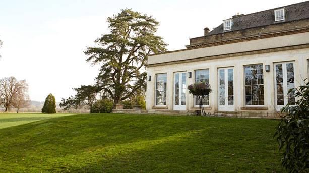 Babington House in Somerset