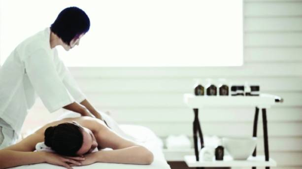 Relax and enjoy your massage at HayBarn