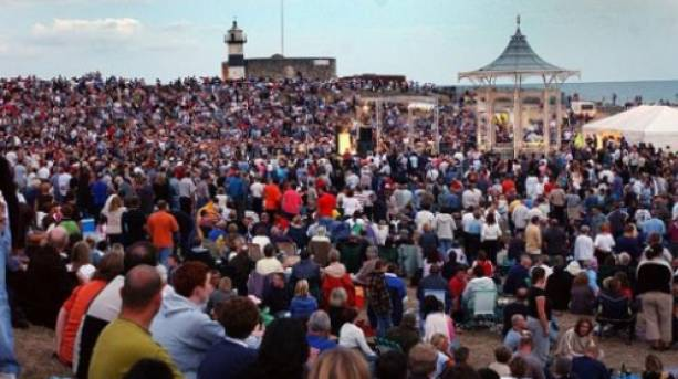 Live at the Bandstand Sunday Session