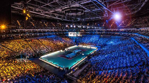 The ATP Finals at The o2