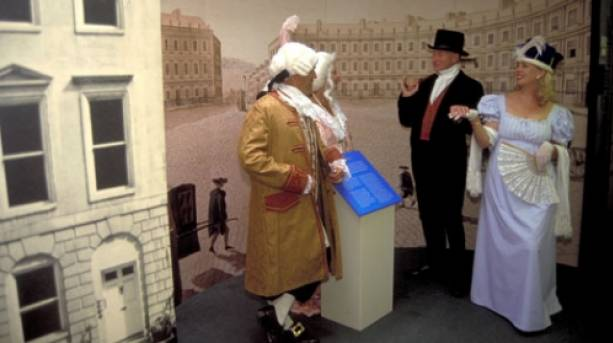The Jane Austen Centre in Bath