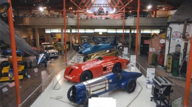 Explore Beaulieu Estate The National Motor Museum