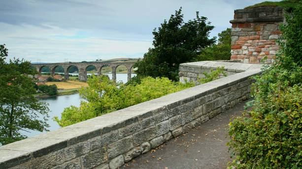 Berwick Town Walls