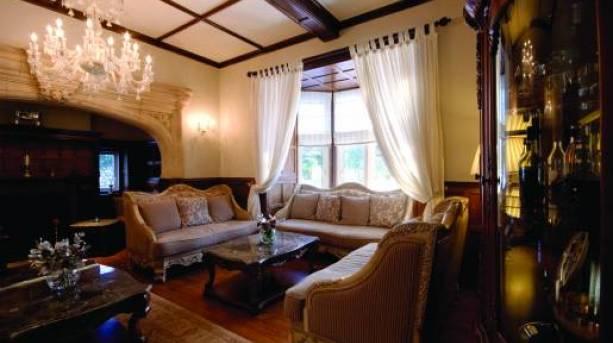 Lounge, Berwick Lodge